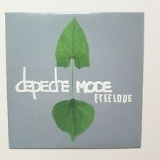 DEPECHE MODE : FREELOVE (FLOOD MIX) (FRENCH PROMO CD Single Maxi)