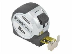 STANLEY FatMax 033892 Pocket Tape Measure 8m METRIC ONLY STA033892