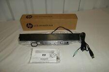 HP Soundbar Speakers USB Powered OP-090003 NQ576AA 531565-001 531565-001 NEW