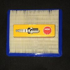 Honda Lawn Mower Tune-Up Kit GCV160 / GCV190 Engines Air Filter & NGK Spark Plug