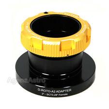 "William Optics 2"" RotoLock Eyepiece Adapter/Visual Back 3.28"" SCT Female Thread"