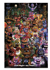 Trends International Five Nights At Freddy's {FNAF} - Ultimate Group Poster