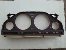 Bmw E30 Instrument Cluster Housing With Tabs MOTOMETER without coding plug