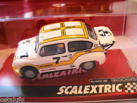 SCX  Ref. A10121S300 Fiat Abarth BERLINA CORSA   Scalextric  1/32  New