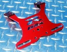 Suzuki K5 K6 K7 K8 GSX-R1000 Fender Eliminator Tail Tidy Red GSXR 2007 2008 2006