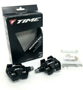 Time ATAC MX 4 Clipless Mountain Bike Pedals with Cleats