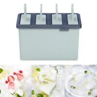 Silicone Frozen Ice Cream Mold Juice Popsicle Maker Ice Lolly Mould - 12.5*8.5cm