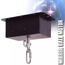 Professional Install 1 RPM Heavy Duty Mirror Ball Motor / Rotatory Max Load 50kg