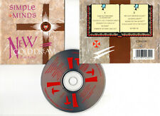 """SIMPLE MINDS """"New Gold Dream"""" (CD) 1983"""