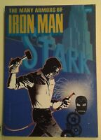 The Many Armors of Iron Man TPB Graphic Novel Marvel Comics