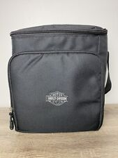 New listing Harley Davidson Motorcycles 12 Qt Cooler, Black, Personal Sized Cooler