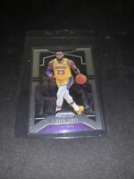 2019-20 Panini Prizm #129 LeBron James LAKERS