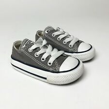 Converse All Star Low Sneakers Toddler Size 4