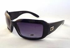 Kid's DG Eyewear Sunglasses BLACK Children's Designer Fashion Small Girls New