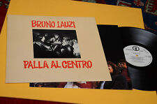 BRUNO LAUZI LP PALLA AL CENTRO 1°ST ORIG NM ! PROMO EDITION TOP COLLECTORS