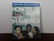 How to Make It In America: The Complete First Season (Blu-Ray,2010) New & Sealed