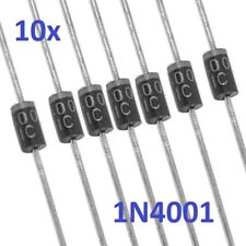 10 X 1N4001 Diode Gleichrichterdiode 50 V 1 A