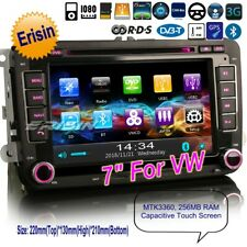 Autoradio For VW Seat Skoda Golf 5 6 EOS Roomster Altea CD T5 Capacitive USB 791