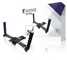 Konig DSLR Hand Rig Shoulder Mount Steady Support Kit DV Video Camcorder Camera