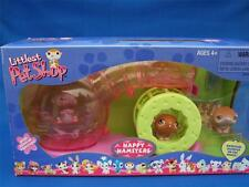 Littlest Pet Shop 2004 HAPPY HAMSTERS lot #34 #35 #36 SUPER RARE! Retired NIB!