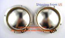 2PCS High Quality Diaprhagm For JBL2431H, 2430H,SRX712,SRX714, VLA301,PD5200 US