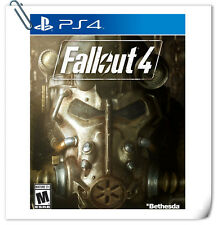 PS4 Fallout 4 SONY PlayStation Games RPG Bethesda