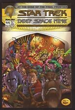 "Star Trek: Deep Space Nine #11--""A Short Fuse""--1994 Comic Book"