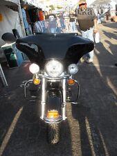 Tsukayu Batwing 6X9 Fairing For Harley H-D FLHR RoadKing (Black)