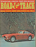 Road & Track May '69: BMW 2500, Volvo 164, MGC, Ferrari 340, Ford Maverick, Opel