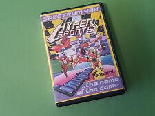 Hyper Sports Sinclair ZX Spectrum 48K Game - Imagine (Clam Case)