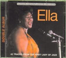 Ella Fitzgerald(CD Album)Ella-New