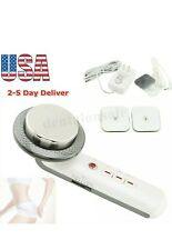 FDA Ultrasonic 3in1 Ultrasound Cavitation Care Face Body Slimming Machine USA