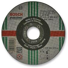 Stone Straight Cutting Disc 115 x 2.5 x 22.23mm