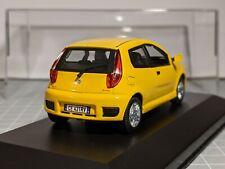 Fiat Punto Mk2 Sporting Yellow 1/43 NOREV Very Rare