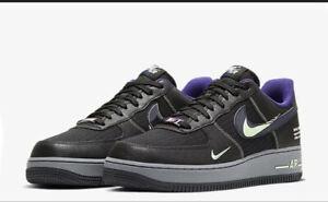Nike Air Force 1 '07 LV8 Future Swoosh Pack Trainers CT1621 001 - UK 7 EUR 41