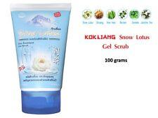 KOKLIANG Kok liang Natural Herbal herbs Facial care face scrub cleanser Gel 100g