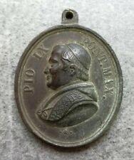 Medaglia Vaticano Pio IX 1867 Immacolata Concezione 47mm 40,34gr