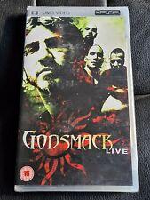 GODSMACK Live (UMD Video)