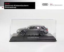 Audi RS 6 Avant 1:43 5012016231 Gr. 1:43 Modellauto Daytonagrau matt Minichamps