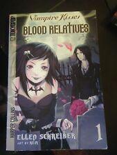 Vampire Kisses ''Blood Relatives'' volume 1
