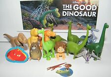 Disney The Good Dinosaur Figure Set of 14 with Arlo, Spot and Bonus Toys
