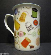 One Sewing Castle shape Fine Bone China Chintz Mug Cup beakers