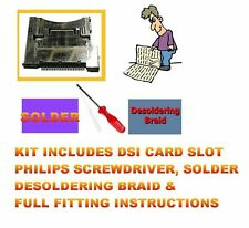 FITTING KIT DSI GAME CARD SLOT SOCKET FAULTY REPAIR