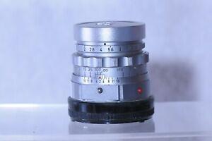 Leica Summicron 50mm F2 DR w/Caps