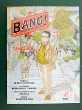 BANG 3 Taniguchi Catsreman Peanuts Davodeau Baudoin