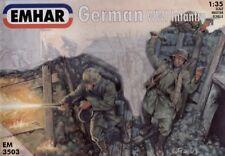 EMHAR 1/35 Primera Guerra Mundial Infantería Alemana # 3503