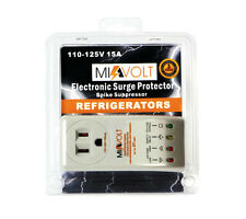 Voltage Brownout Surge Protector for all appliances & freezers 3-Years Warranty