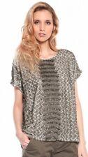 Berenice haut top Paillettes Sequins 280€ t.36 Super Luxe Neuf Étiquette marant