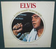 Elvis Presley A Legendary Performer Volume 1 LP PROMO Original NM