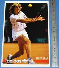 TENNIS STEFFI GRAF ADIDAS GRAND SLAM TOURNAMENT WIMBLEDON ROLAND-GARROS US OPEN